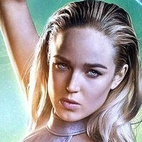 Sara Lance/White Canary played by Caity Lotz