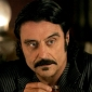 Al Swearengen played by Ian McShane