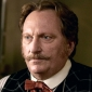 A.W. Merrick played by Jeffrey Jones