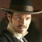 Seth Bullock played by Timothy Olyphant