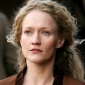 Trixie played by Paula Malcomson
