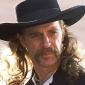 Wild Bill Hickock played by Keith Carradine