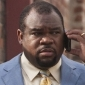 Reginald Greenback played by Leonard Earl Howze