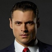 Aaron Shore played by Adan Canto