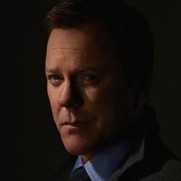 Tom Kirkman played by Kiefer Sutherland
