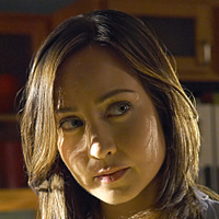 Christine Hill played by Courtney Ford