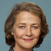 Dr. Evelyn Vogel played by Charlotte Rampling