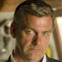 Isaak Sirko played by Ray Stevenson