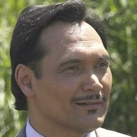 Miguel Prado played by Jimmy Smits