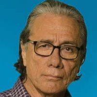 Prof. James Gellar played by Edward James Olmos