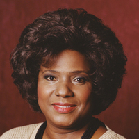 Delores Mitchell played by Delores Hall