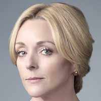 Mrs. Dickinson played by Jane Krakowski