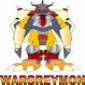WarGreymon played by Lex Lang