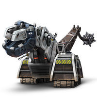 D-Structs Dinotrux