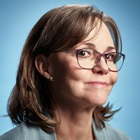 Janice played by Sally Field
