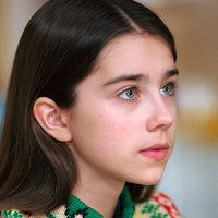 Lila played by Sterling Jerins