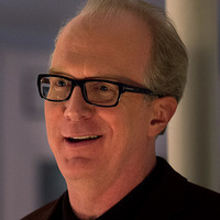 Nick played by Tracy Letts