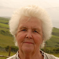 Joan Norton played by Stephanie Cole