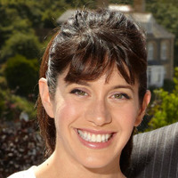 Louisa Glasson played by Caroline Catz
