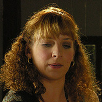 Pauline Lamb played by Katherine Parkinson