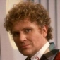 Colin Baker played by Colin Baker
