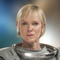 Captain Lundvik played by Hermione Norris