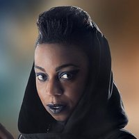 Saibra played by Pippa Bennett-Warner