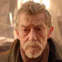 The War Doctor played by John Hurt