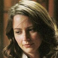 Dr. Claire Saundersplayed by Amy Acker