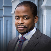 Albert played by Dulé Hill