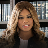 Cameron Wirth played by Laverne Cox