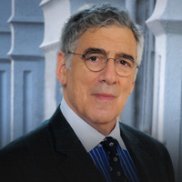 Isaiah played by Elliott Gould