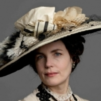 Cora, Countess of Grantham  played by Elizabeth McGovern