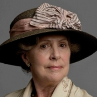 Isobel Crawley played by Penelope Wilton