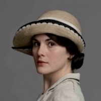 Lady Mary Crawley played by Michelle Dockery