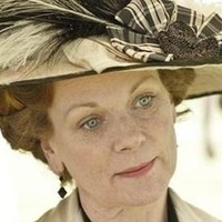 Lady Rosamund Painswick played by Samantha Bond