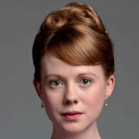 Lavinia Swire played by Zoe Boyle