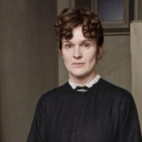 Sarah O'Brien played by Siobhan Finneran