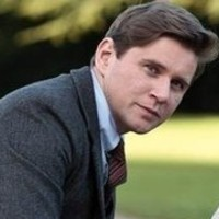 Tom Branson played by Allen Leech