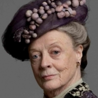 Violet, Dowager Countess of Grantham played by Maggie Smith