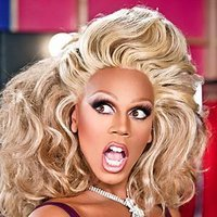 RuPaul - Host played by RuPaul