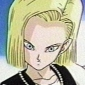 Android 18 played by Meredith McCoy