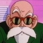 Master Roshi played by Mike McFarland