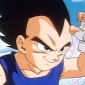 Vegeta Dragon Ball GT (Dubbed)