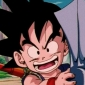Young Goku Dragon Ball GT (Dubbed)