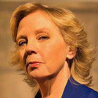 Deborah Meaden played by Deborah Meaden