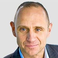Evan Davis played by Evan Davis