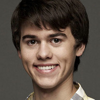 John Luke Robertson  played by John Luke Robertson