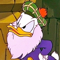 Flintheart Glomgold DuckTales