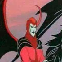 Venger played by Peter Cullen